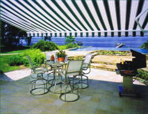 Retractable Awnings from Complete Remodeling & Construction Company